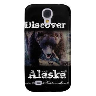 Alaskan Grizzly Bear-Discover Alaska Samsung Galaxy S4 Covers