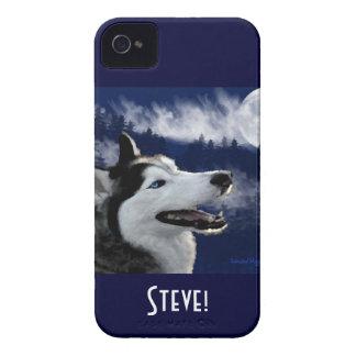 Alaskan Husky Blackberry Case-Mate Case iPhone 4 Cover