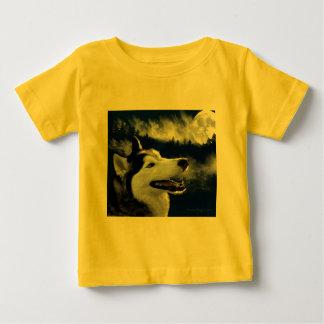 Alaskan Huskys Baby T-Shirt