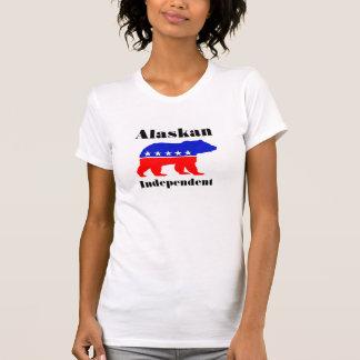 Alaskan Independent Tshirt. T-Shirt