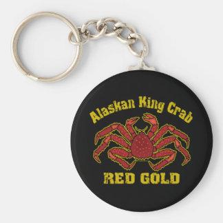 Alaskan King Crab Keychain