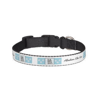 Alaskan Klee Kai Pet Collar
