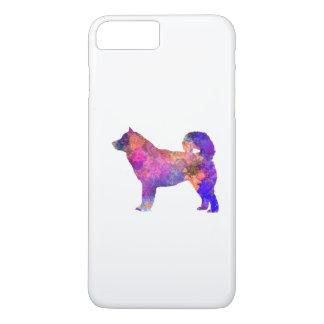 Alaskan Malamute 01 in watercolor 2 iPhone 8 Plus/7 Plus Case