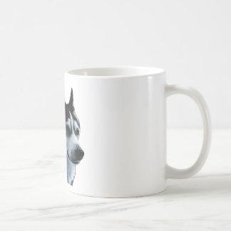 Alaskan Malamute Artwork Coffee Mug