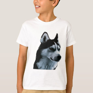 Alaskan Malamute Artwork T-Shirt