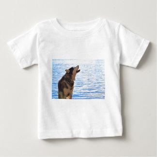 Alaskan Malamute Baby T-Shirt