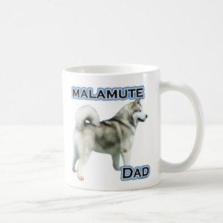Alaskan Malamute Dad 4 Coffee Mug