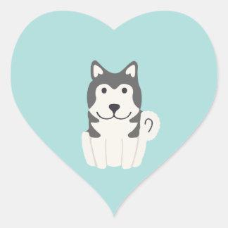 Alaskan Malamute (Frank) Sticker