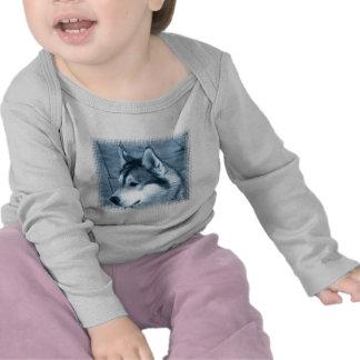 Alaskan Malamute Infant T-Shirt