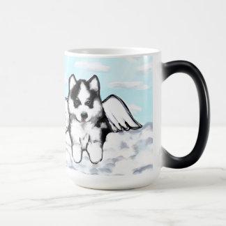 Alaskan Malamute Magic Mug