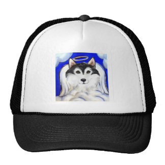 ALASKAN MALAMUTE PET ANGEL CAP