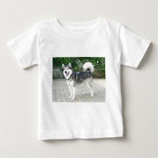 Alaskan Malamute Puppy Dog Baby T-Shirt