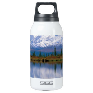 Alaskan Mountians 0.3L Insulated SIGG Thermos Water Bottle