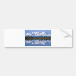 Alaskan Mountians Bumper Stickers