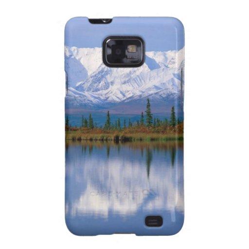 Alaskan Mountians Galaxy SII Covers