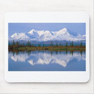 Alaskan Mountians Mouse Pad