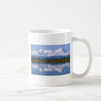 Alaskan Mountians Coffee Mugs