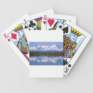 Alaskan Mountians Card Deck