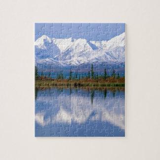 Alaskan Mountians Jigsaw Puzzles