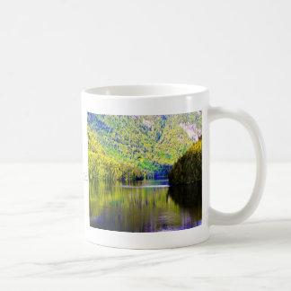Alaskan reflection mug