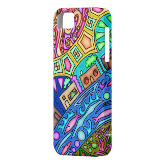 Alaskan Roots iphone 5 case Angie Muller
