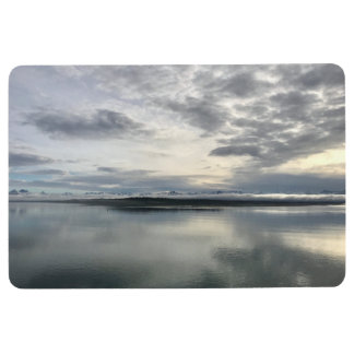 Alaskan Sunrise Floor Mat