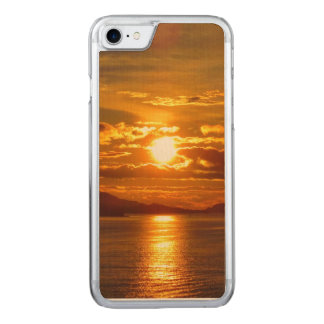 Alaskan Sunset Phone Case