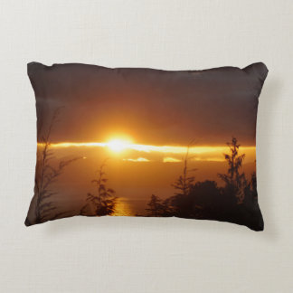 Alaskan Sunsets Pillow