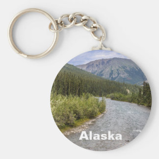 Alaskan Wilderness Key Ring