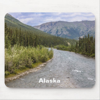 Alaskan Wilderness Mouse Pad