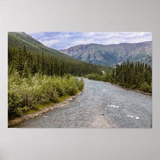 Alaskan Wilderness Poster