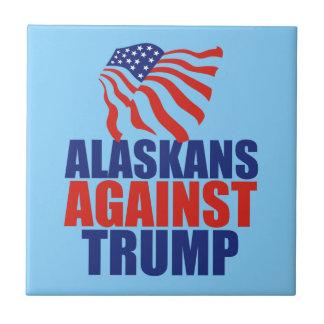 Alaskans Against Trump Tile