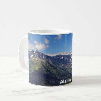 Alaska's Chugach Mountain Range Coffee Mug