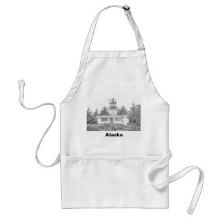 Alaska's Guard Island Light Standard Apron