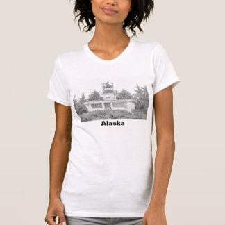 Alaska's Guard Island Light T-Shirt