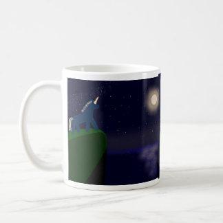 Alastair and the moon coffee mug