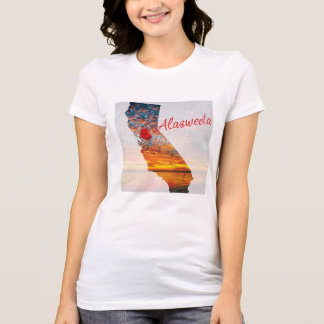 Alasweeta Sunset T-shirt