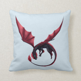 Alavon Dragon Ouroboros Pillow