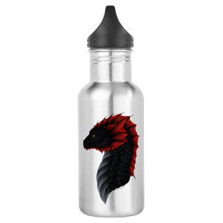 Alavon Dragon Profile 18 oz Water Bottle