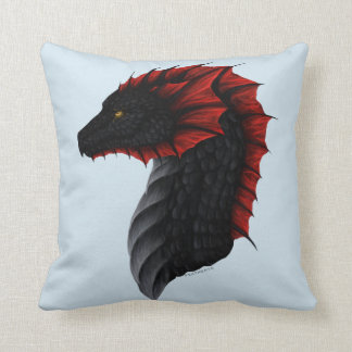 Alavon Dragon Profile Pillow