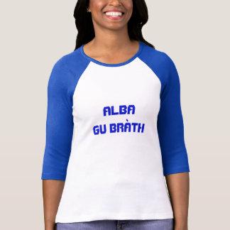 Alba gu bràth, Scottland forever in Gaelic T-Shirt
