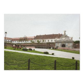 Alba Iulia architecture Custom Invites