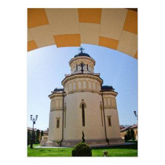 Alba Iulia church Personalized Announcement