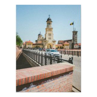 Alba Iulia church Custom Announcements
