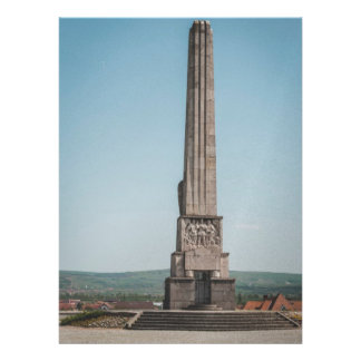 Alba Iulia monument Custom Invites