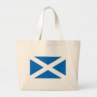 Alba, the Celtic Nation of Scotland Jumbo Tote Bag