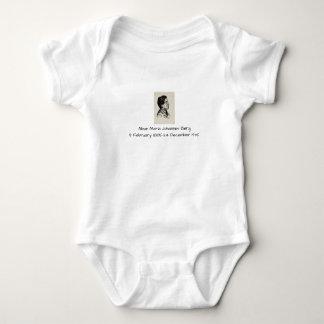 Alban Maria Johannes Berg Baby Bodysuit
