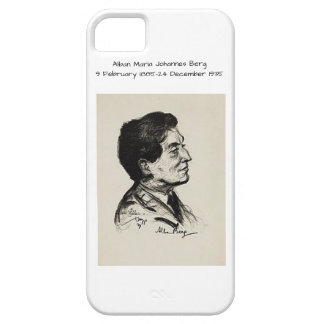 Alban Maria Johannes Berg Case For The iPhone 5
