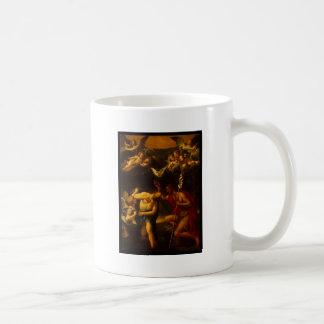 Albani Francesco Baptism of Christ Mug