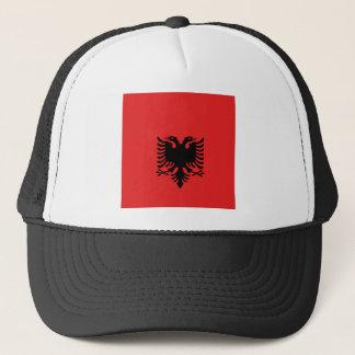 Albania All over design Trucker Hat